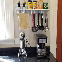 Load image into Gallery viewer, Wall Mounted Shelf Spice Rack-Kitchen & Dining-skrstar.com-