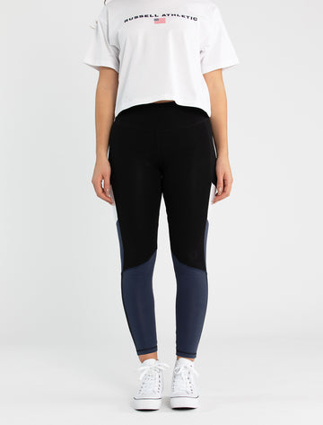 Panelled Fashion Legging