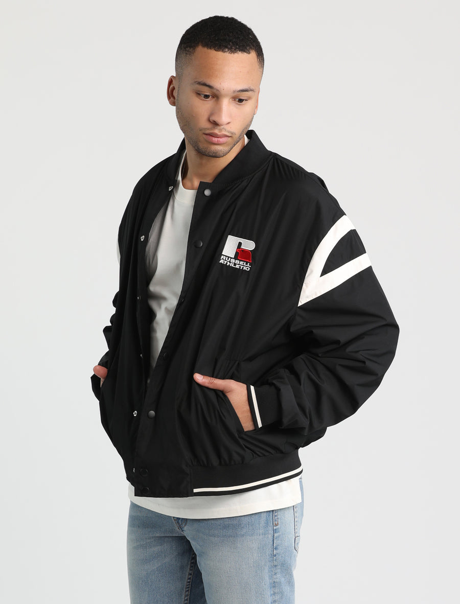Duke Oversized Bomber Jacket