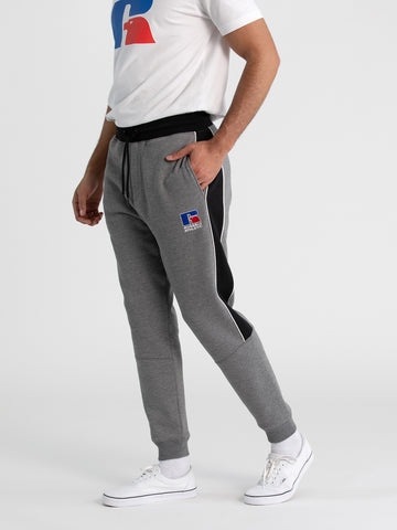 Contrast Panelled Trackpant