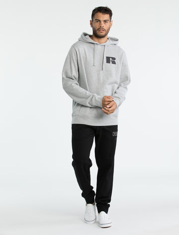 Russell Athletic Stacked Hoodie
