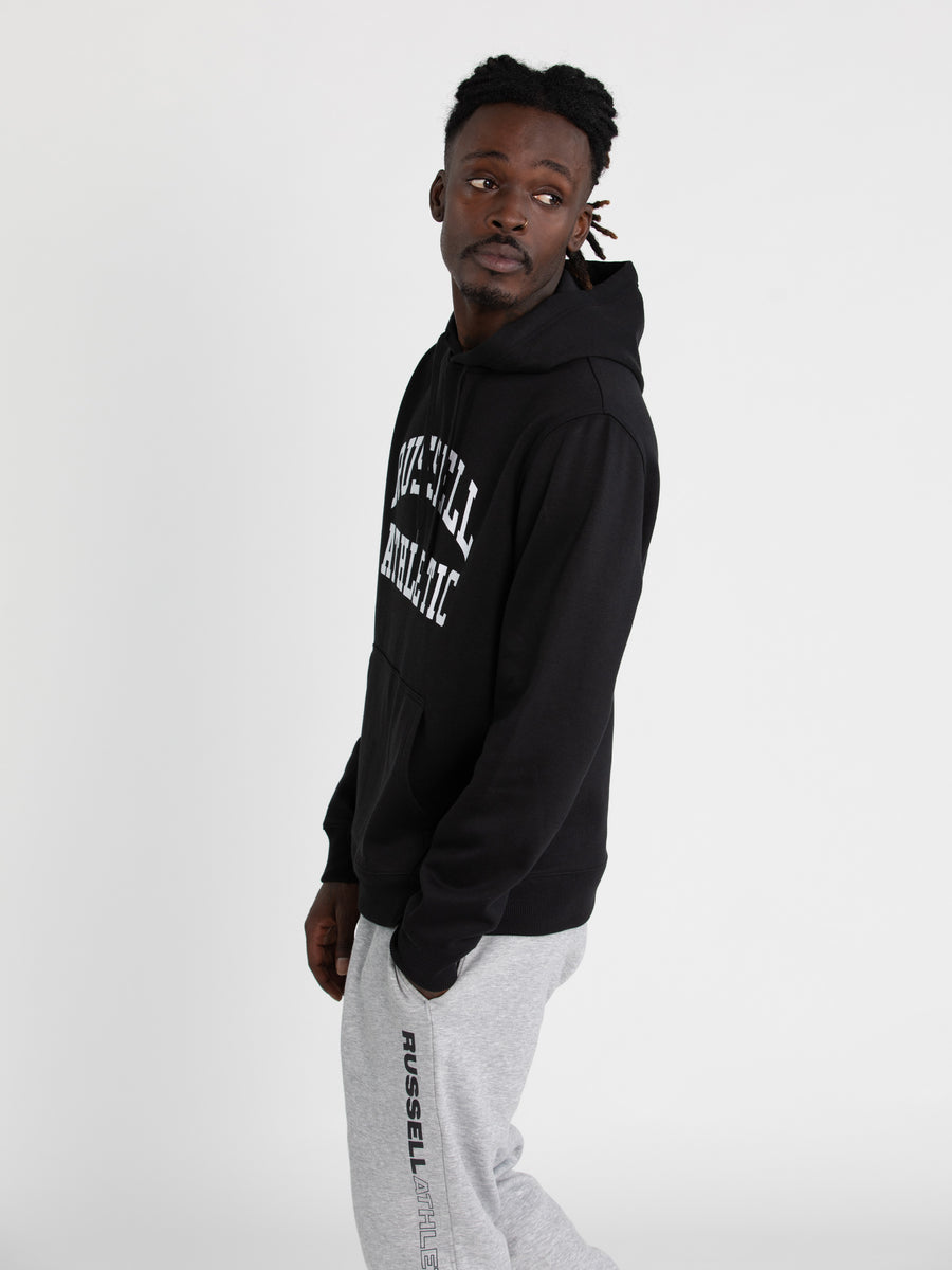Arch Logo Crew Hoodie
