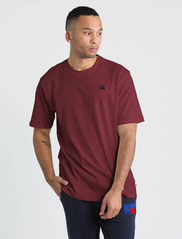 Baseliner Embroidered Tee