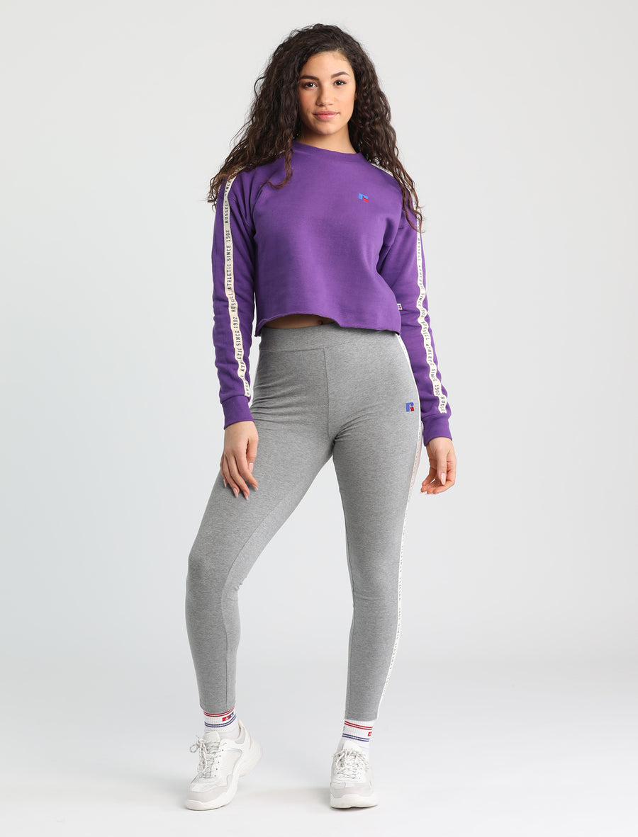 Sophia Cropped Sweatshirt
