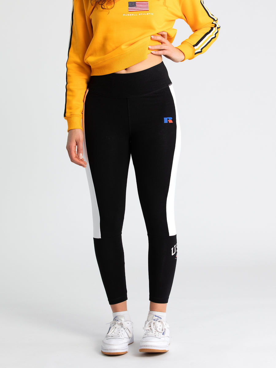 USA Side Panel Leggings