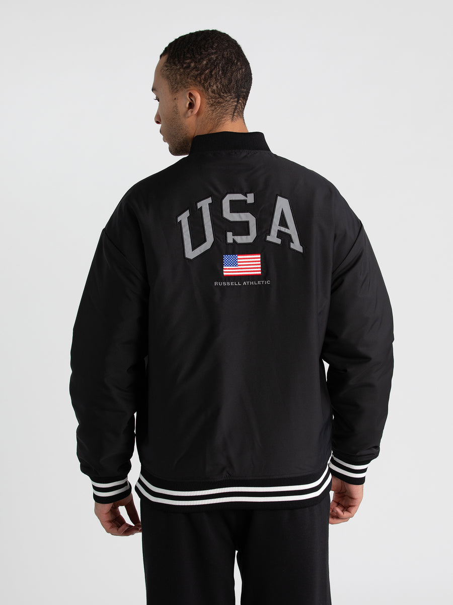 USA Bomber Jacket