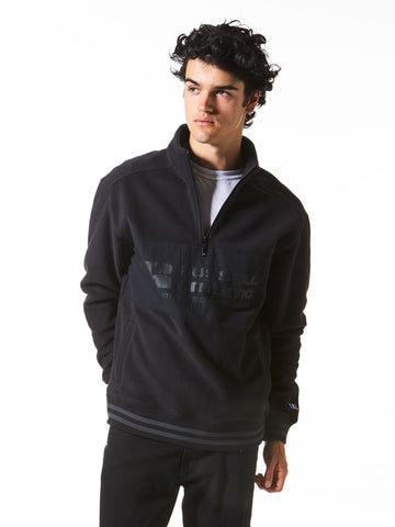 Men's Polar Fleece 3/4 Zip Jacket