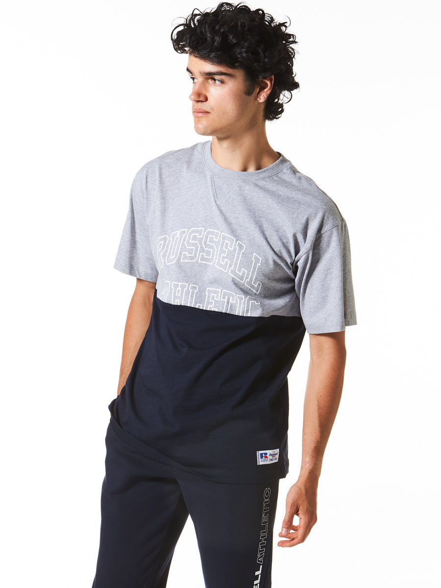 Men's Spliced Arch Tee