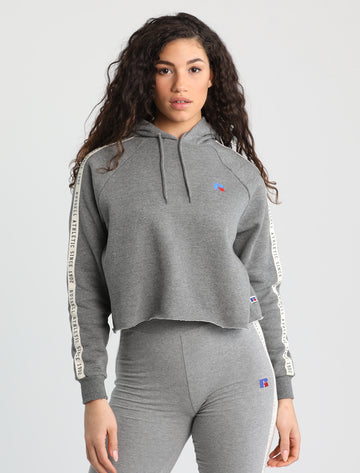 Claire Cropped Hoodie