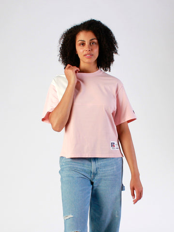 Women's Eagle R Colour Block Tee