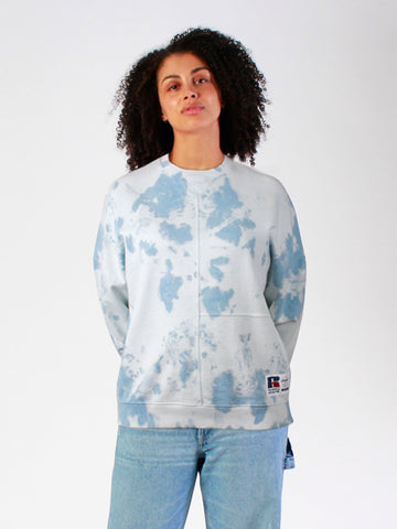 Women's Eagle R Tie Dyed Crew