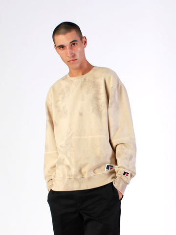 Men's Tie Dye Crew Sweat