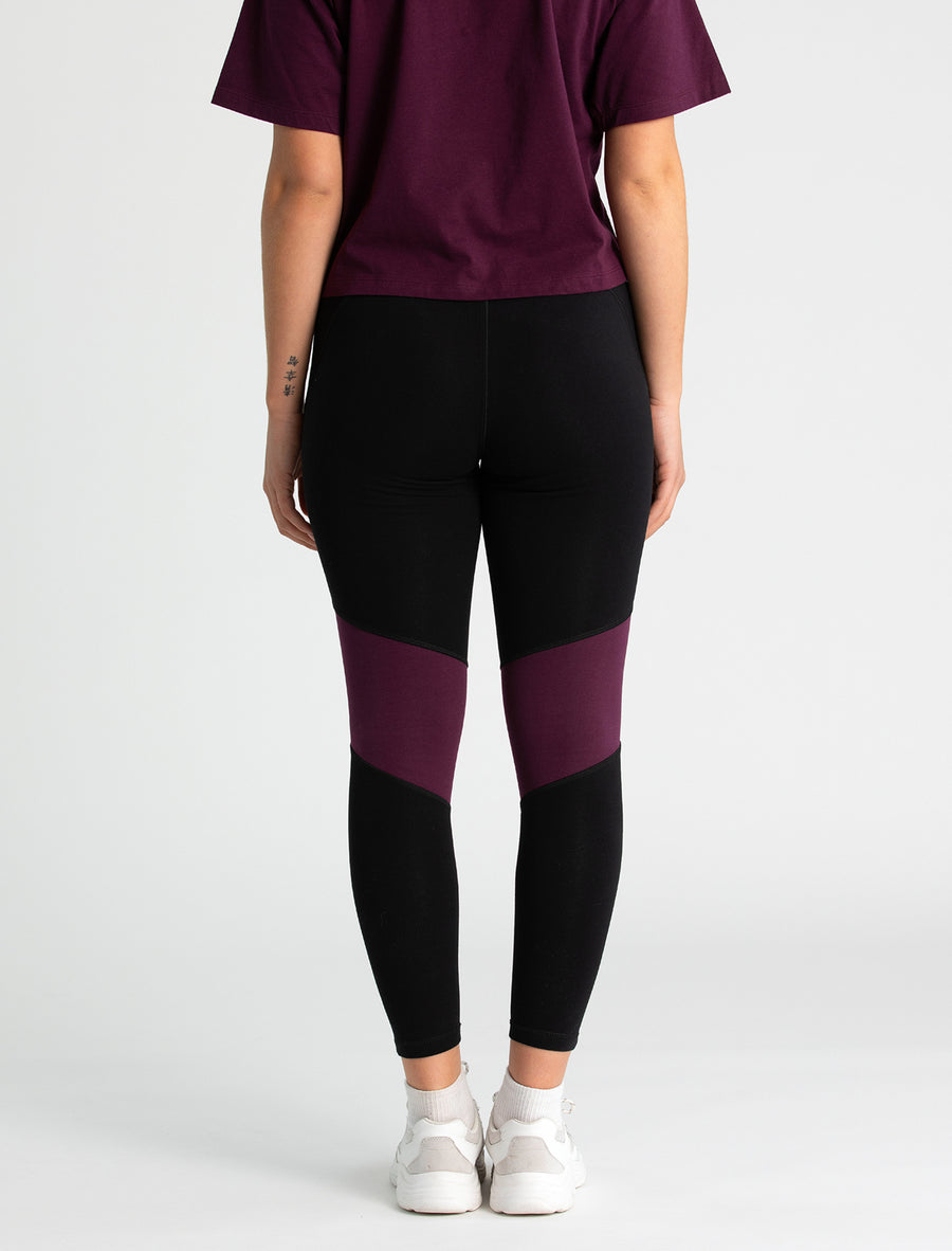 RA Panelled Legging