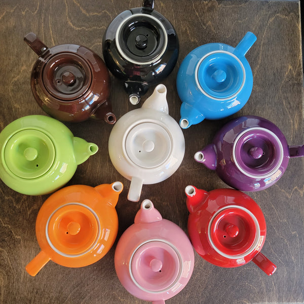 Ceramic Tea Pot 500ml