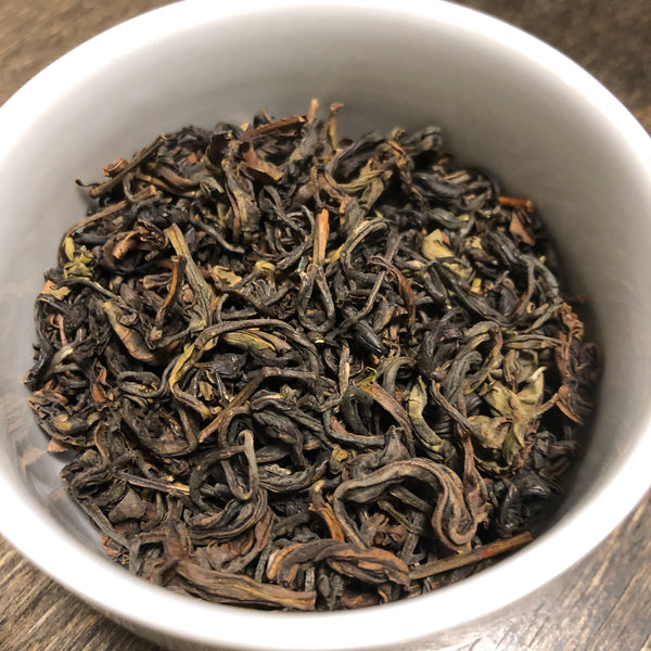 Kenya Oolong Amaro Barrel Scented