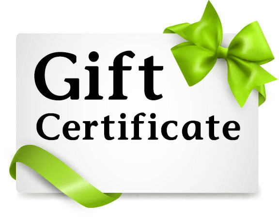 *Gift Certificate*