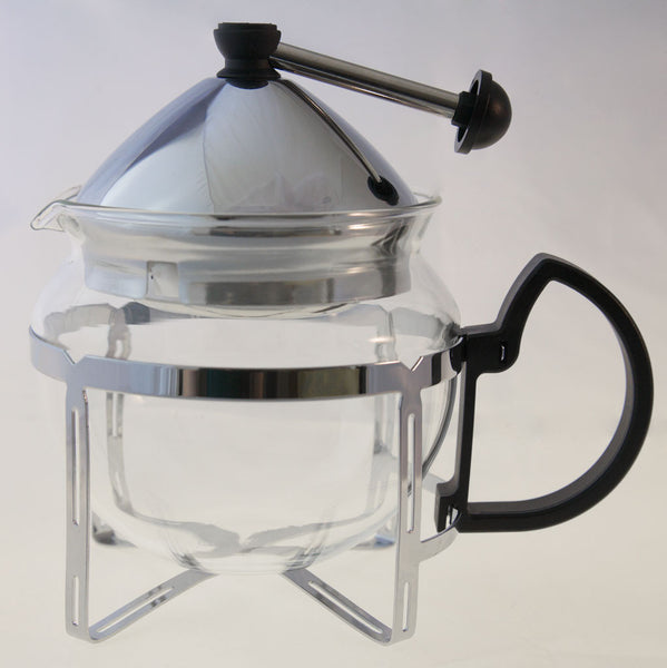 Chrome Tea Maker 500ml
