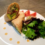 Ah-Vocado Wrap (V)