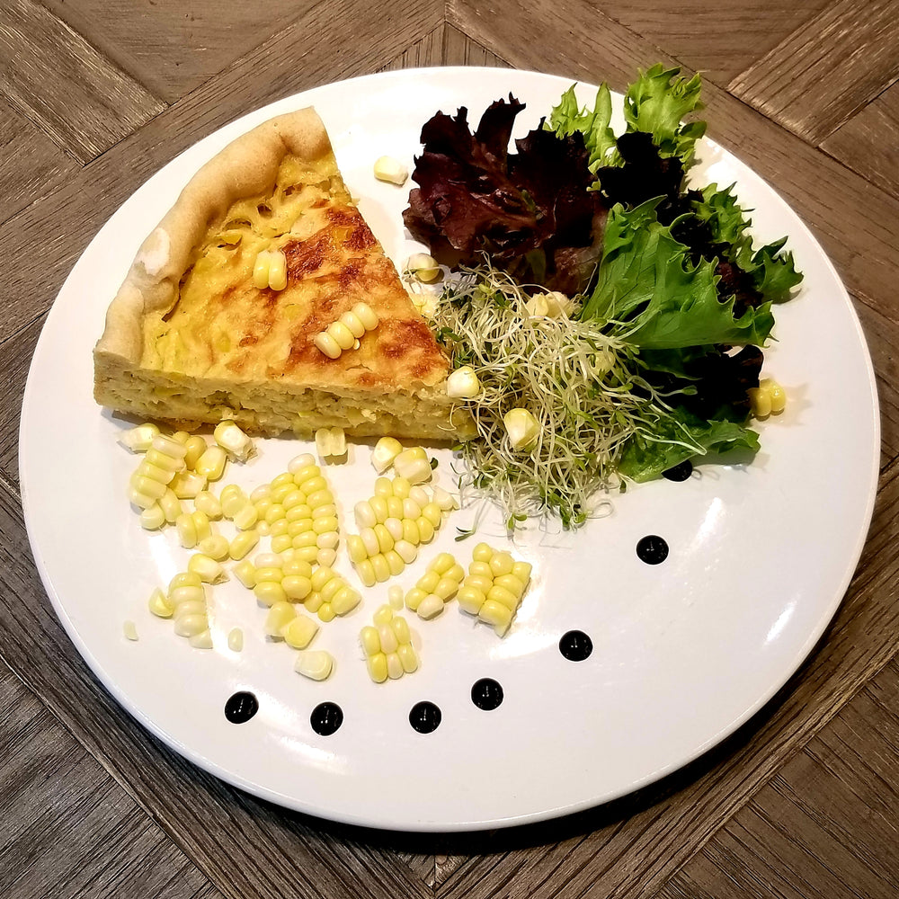 Cream Corn Quiche