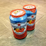 San Pellegrino Sparkling Citrus Fruit Beverage 11oz Can