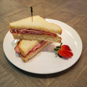 Ham + Cheese Sandwich