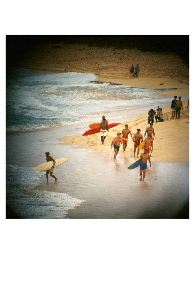 Duke contest finalists, Sunset Beach, 1968: Featured Product Image