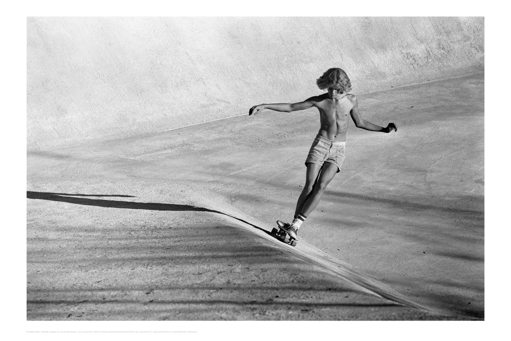 The Concrete Swell, Viper Bowl Hollywood, 1976: Featured Product Image