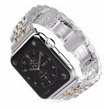 Ultimate Stainless Steel Apple Watch Band Case