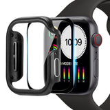 Apple Watch SE Series 6 Aluminum Screen Protector Case