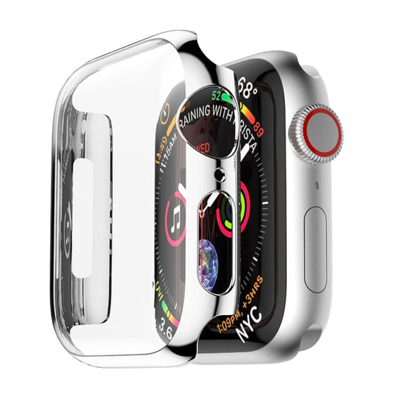 Apple Watch Series 5 Premiere Case Screen Protector