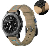 Samsung Galaxy Watch Genuine Leather Band
