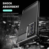 Military Grade Shockproof Hybrid Phone Case For Samsung Galaxy Note 20 Ultra