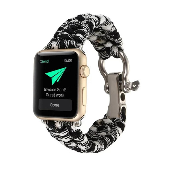 Paracord Apple Watch Band