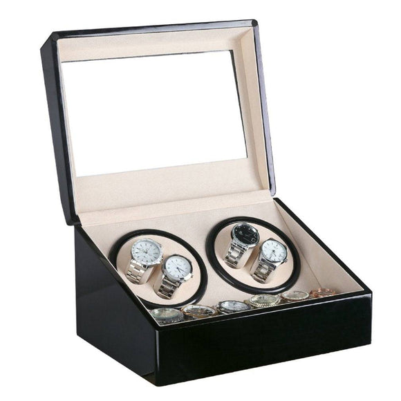 Electric Watch Rotator Display Case