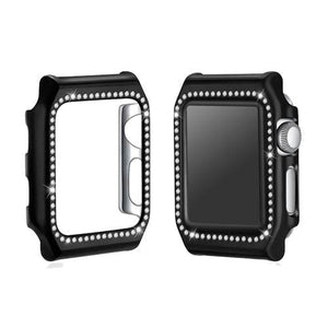 Crystal Apple Watch Case