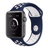 Premium Waterproof Sport Band Silicone For Apple Watch