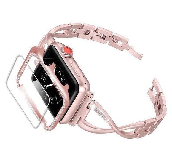 Royalty Apple Watch Case Diva Watch Band