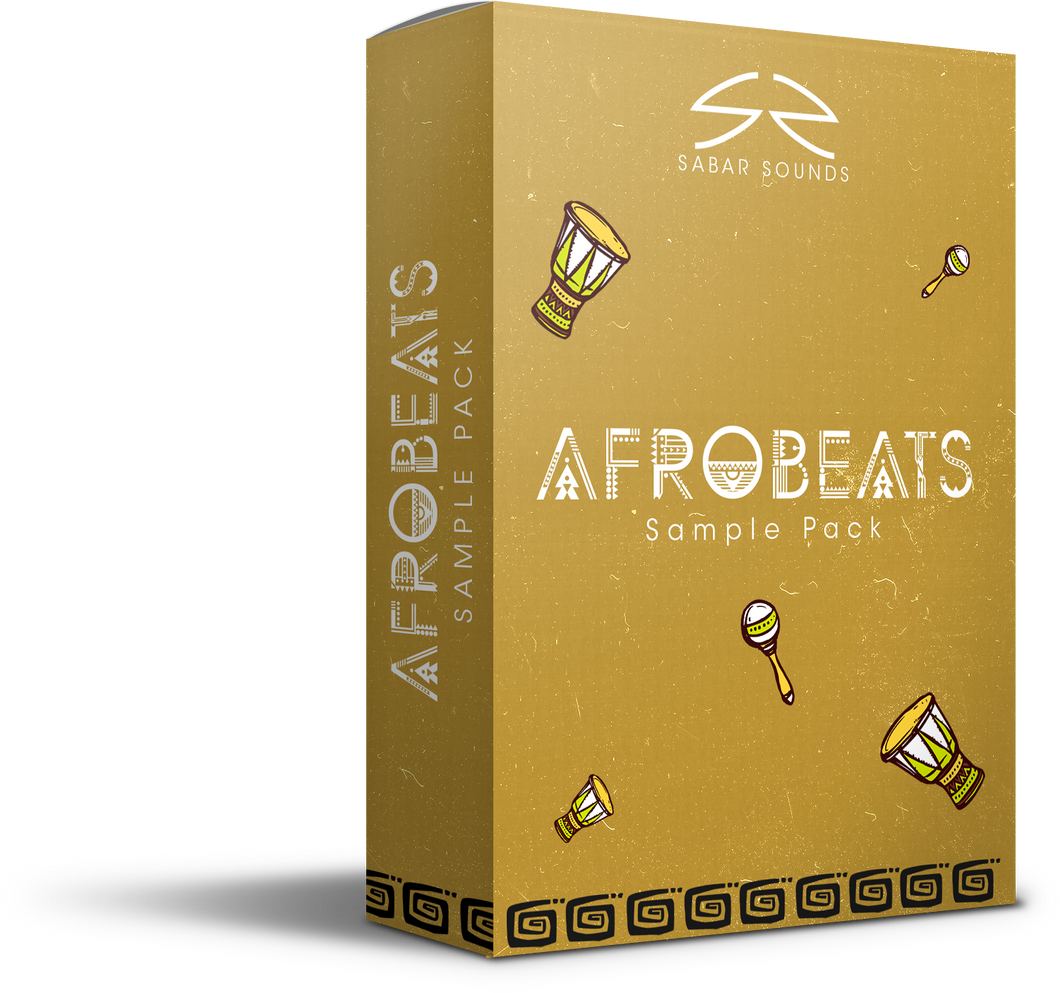 Echo Afrobeats Sample Pack