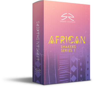 African Shakers Series 1