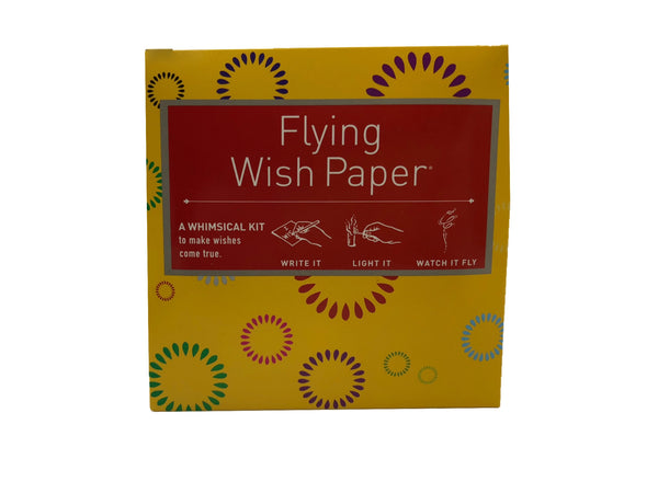 Celebrate Flying Wish Paper