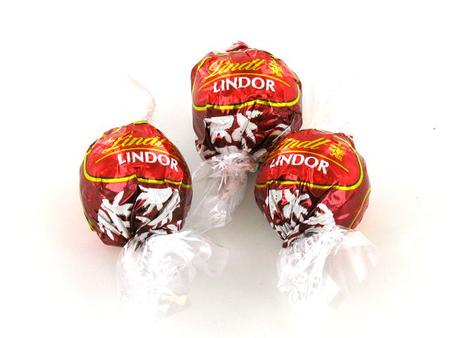Milk Chocolate Lindor Truffles