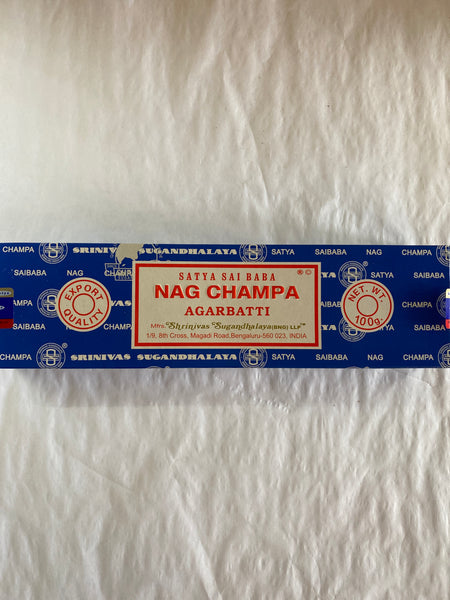 Nag Champa 100gr Incense Sticks