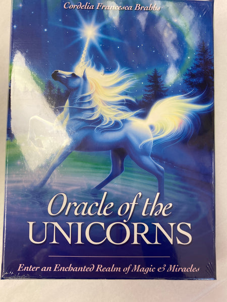 Oracle of the Unicorns Deck