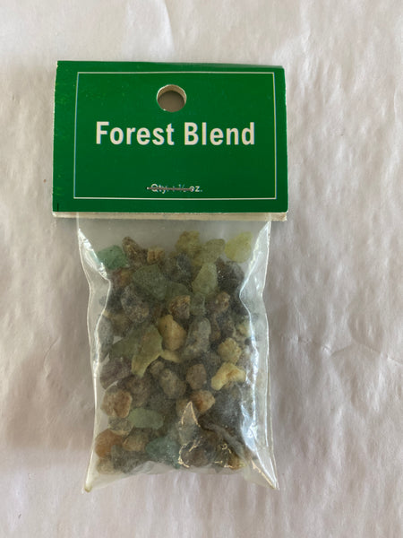 Forest Blend Resin Incense