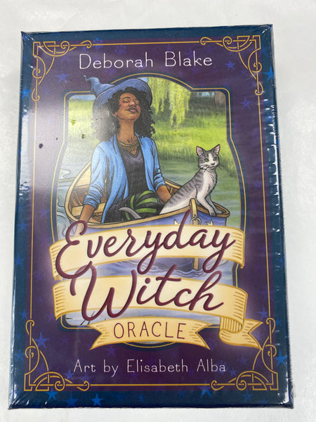 Everyday Witch Oracle Deck
