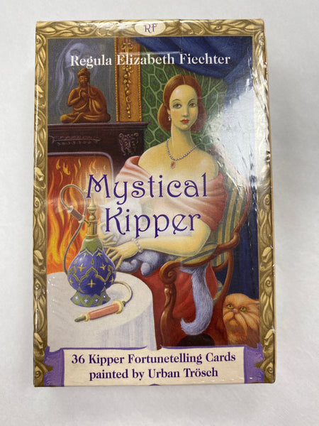 Mystical Kipper Lenormand