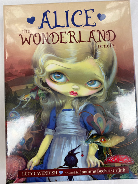 The Alice Wonderland Oracle