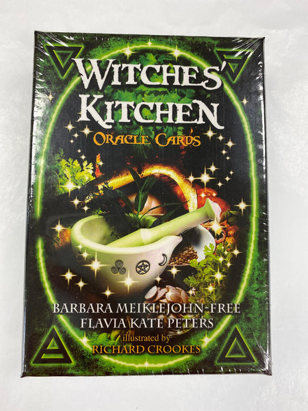 Witches Kitchen Oracle Deck
