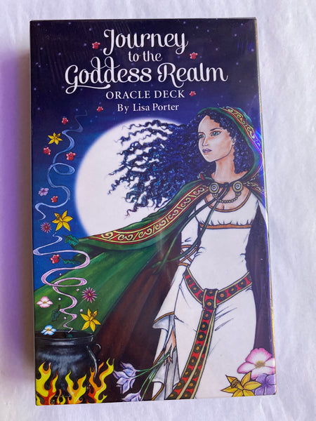 Journey to the Goddess Oracle