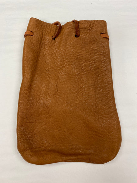 Lite Brown Leather Pouch md
